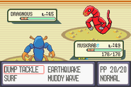 Pokemon Topaz Screenshot 01