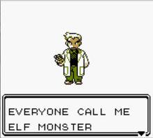 Elf Monsters
