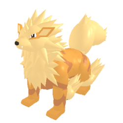 Arcanine Thinknoodles