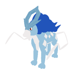 Suicune Shiny