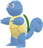 Squirtle Shiny