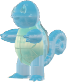 Squirtle Reflective