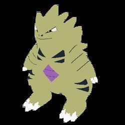 Tyranitar Shiny