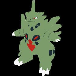 Mega Tyranitar