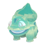 Shiny Reflective Bulbasaur