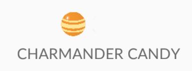 Charmander candy