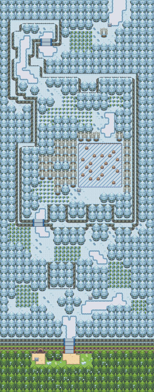 Pokemon light platinum walkthrough route 411