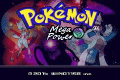 Pokemon Mega Power Screen Shot 1