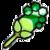 Earth-badge