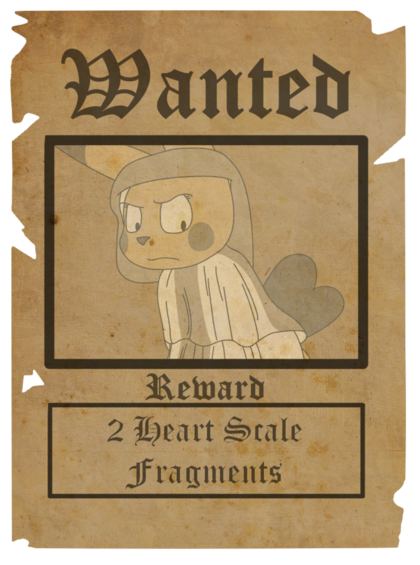 Wanted Poster 19-6