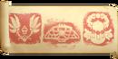 Warlord's Seals Display