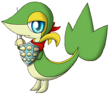 Lance the Snivy