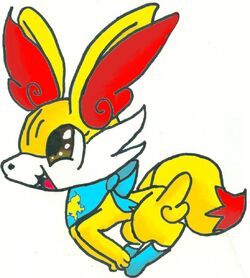 Untitled drawing by fennekingirl-d71a94a