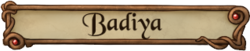 Badiya Button