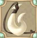 Bone Hook Pendant Display