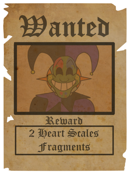 Wanted Poster 7