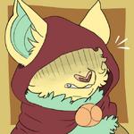 Tullius Hooded Surprised
