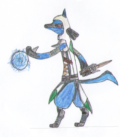 File:Isaac the Lucario.png