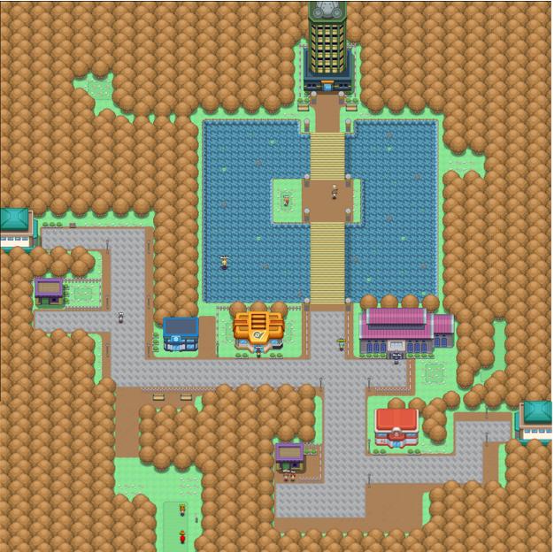 Violet city final