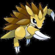 Pokemon Sandslash