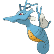 Pokemon Kingdra