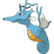 Pokemon Kingdra