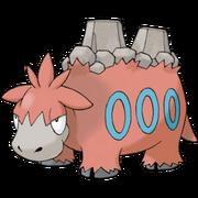 Pokemon Camerupt