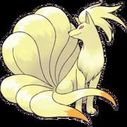 Pokemon Ninetails