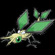 Pokemon Vibrava