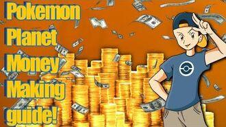 Pokemon Planet - Easy Money Making Guide!-1