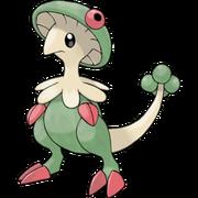 Pokemon Breloom
