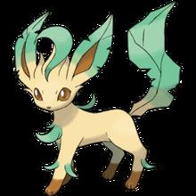 Pokemon Leafeon