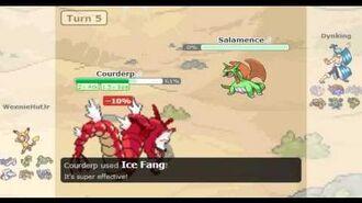 Dragon Dance sweep with gyarados