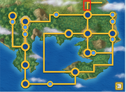 Route 24 location Pokemon Planet
