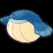 Pokemon Wailmer