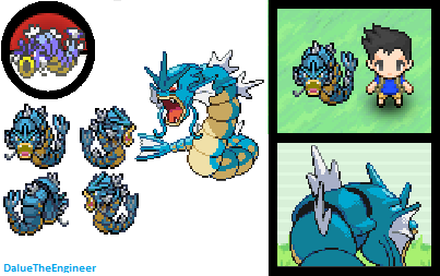 Normal Gyarados