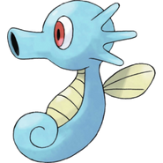 Pokemon Horsea