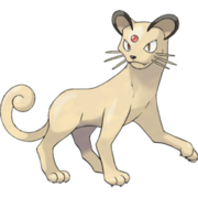 Pokemon Persian