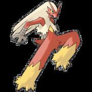Pokemon Blaziken