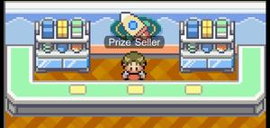 Casino Prize Seller