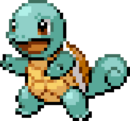 Squirtle - Normal