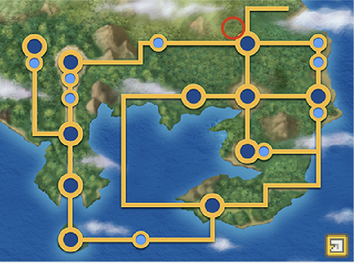 Cerulean Cave Pokemon Planet Wikia Fandom Powered By Wikia