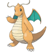 Pokemon Dragonite