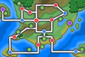 Hegia mapa