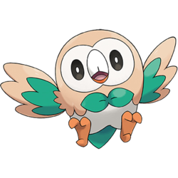 Rowlet Pokemon Reborn Wikia Fandom Powered By Wikia