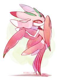 Lurantis by white mantis-dac9o82