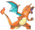 Green's Charizard Official