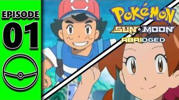 Pokémon Sun and Moon Abridged Episode 1 The Milf, the Mime and the Maniac