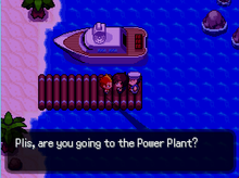 Powerplantboat