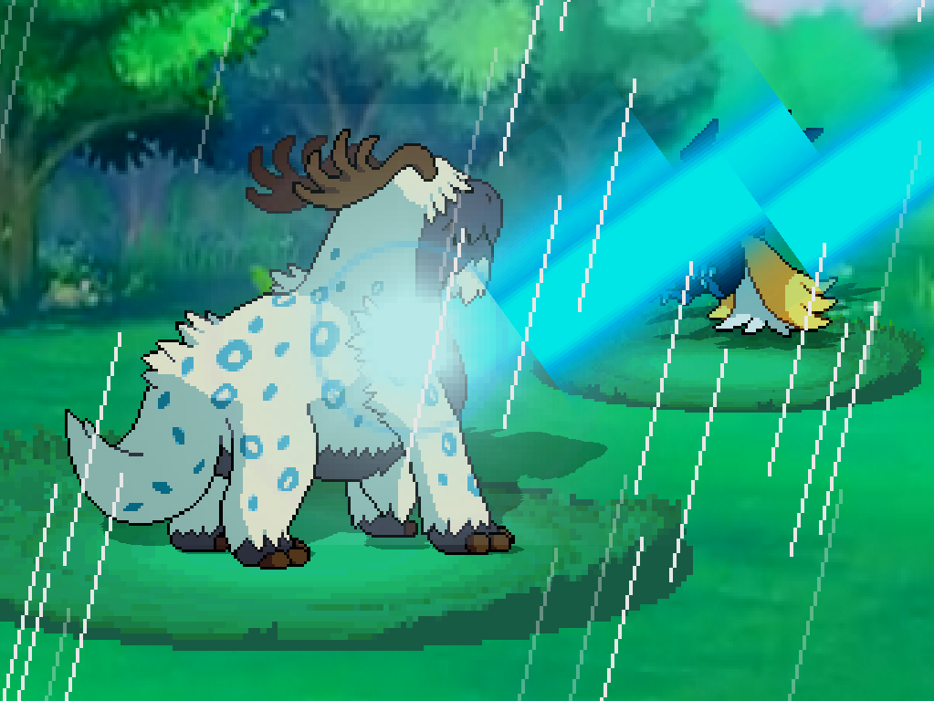 Ice Beam Move Pokémon Uranium Wiki Fandom Powered By Wikia